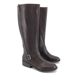 Marc Fisher Glimmer Knee High Riding Boots 8.5